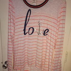 Self Esteem long sleeve shirt!